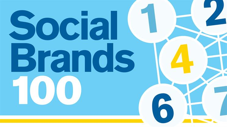 Social Brands 100: how brands have become more adept at using social media
