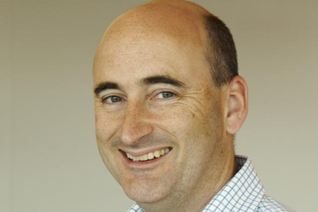 Jonathan Peachey: appointed group chief operating officer at Engine