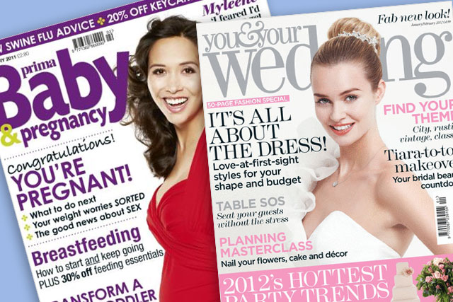 Immediate Media: acquires two titles from Hearst Magazines