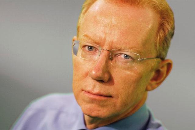 Mark Wood: UK chief executive of Future