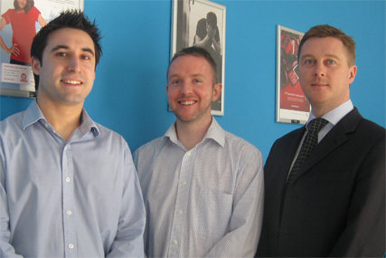 Admedia: new hires Cedric Rouse, Neil Boyle and Peter White