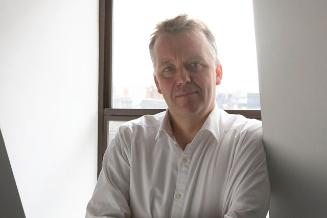 Tim Irwin: promoted to chief operative officer at Maxus