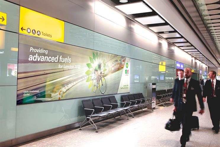 Outdoor advertising…Postar 2 will cover rail, airports and shopping malls