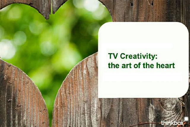 Thinkbox live stream: TV Creativity