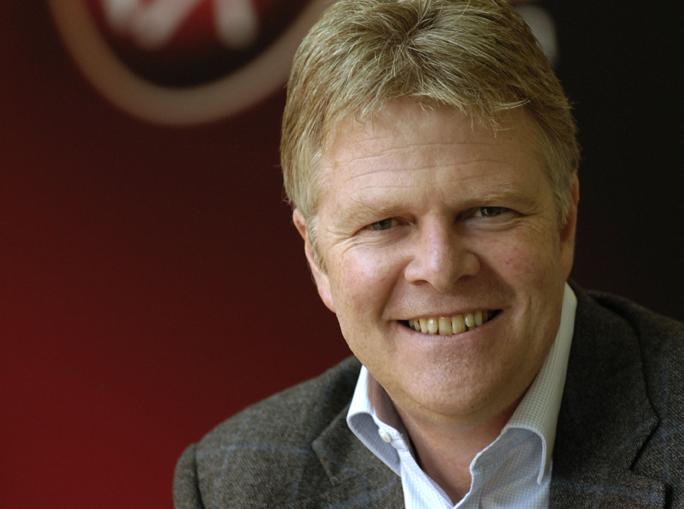 Neil Berkett: appointed non-executive director of GMG