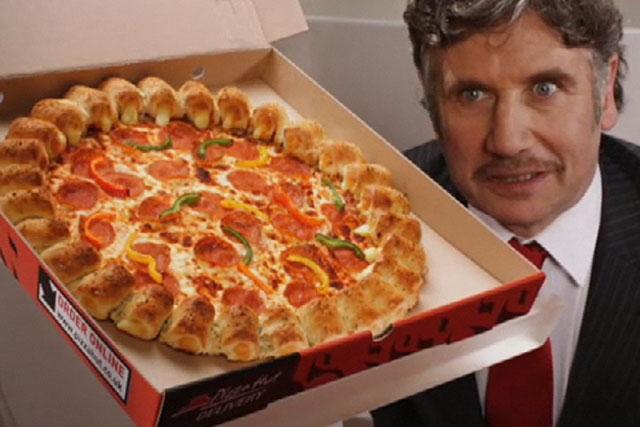 Pizza Hut: E4 campaign by 4Creative