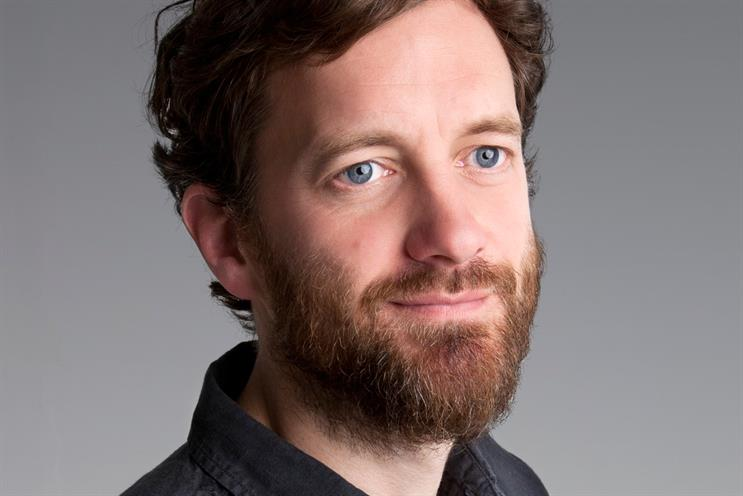 George Prest, executive creative director at R/GA