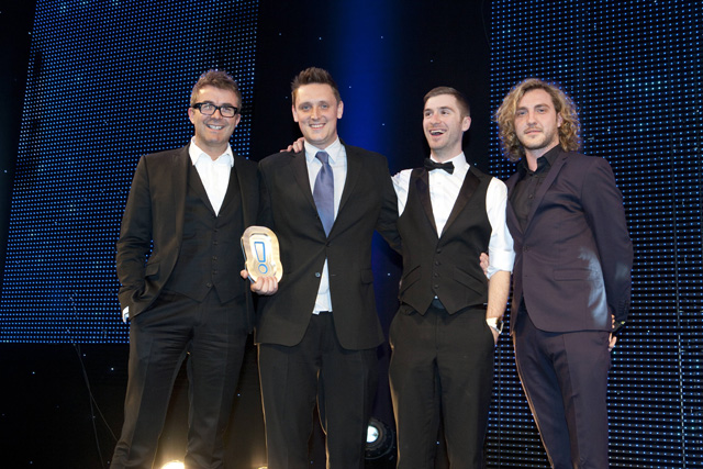 The Revolution Awards 2012 - winners in full