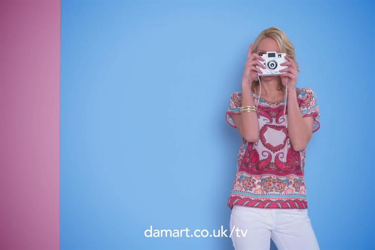 Damart: MediaCom oversees its media account