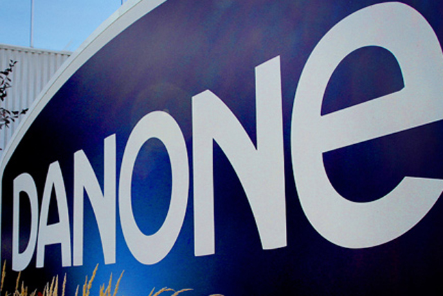 Danone: owns Activia, Actimel and Danio