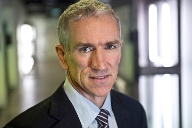 Mike Darcey: News UK's chief executive