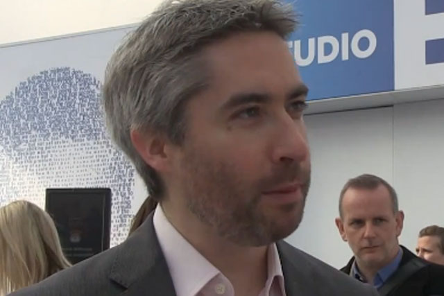 Matthew Dearden: chief executive of Clear Channel UK