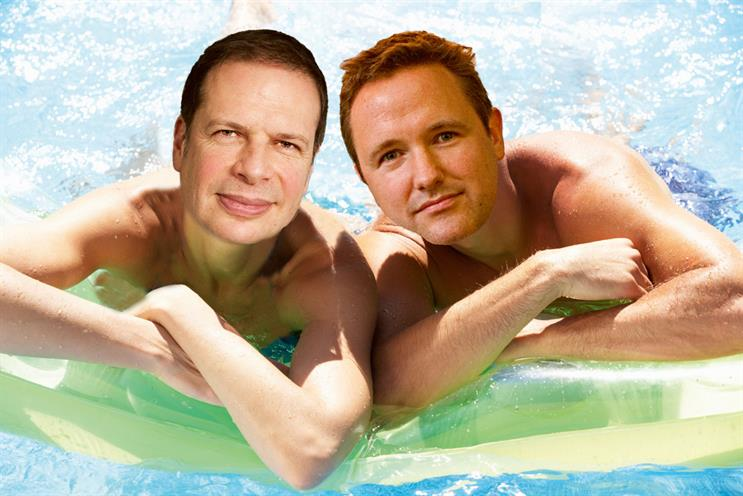 Diary: Souter and Kay go swimming and Ed Balls reads Campaign