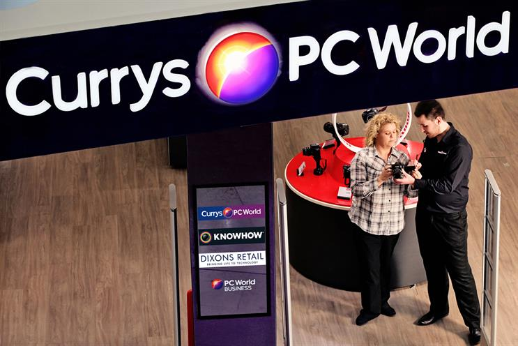 Dixons Carphone: Walker Media scoops the Dixons Retail and Carphone Warehouse consolidated account