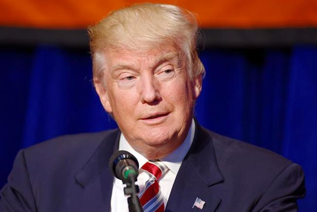 Donald Trump: set to become US president in January