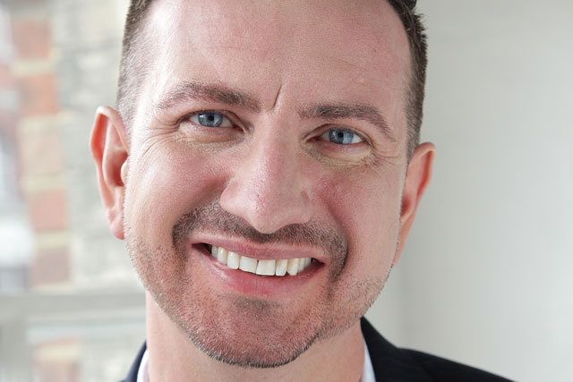 Dean Donaldson: named chief innovation officer for IPG Mediabrands'  G14 region