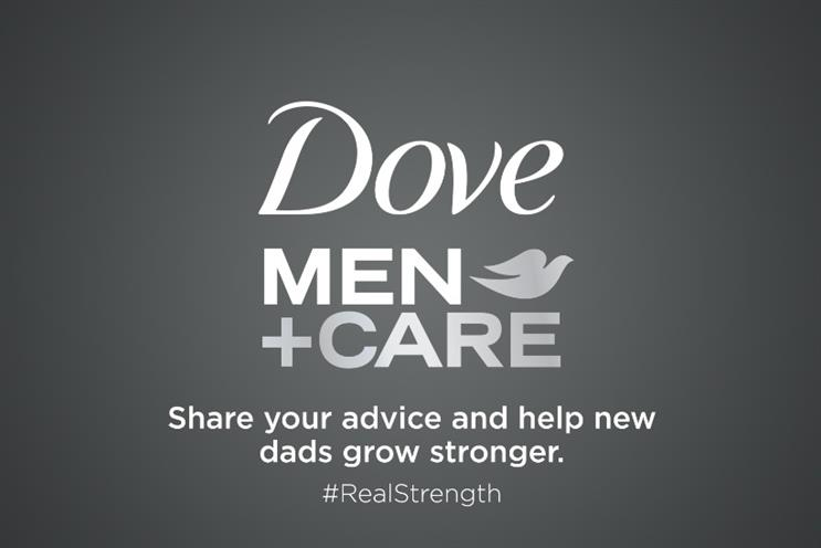 Dove Men+Care: encouraging men to share stories and advice on fatherhood ahead of Father's Day