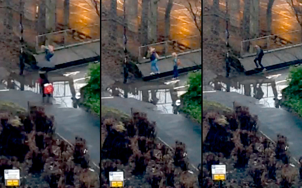 #DrummondPuddleWatch went viral on Periscope