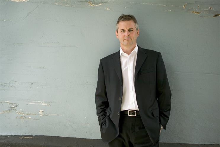 Dundas: stepping down as Droga5 Europe's chief executive