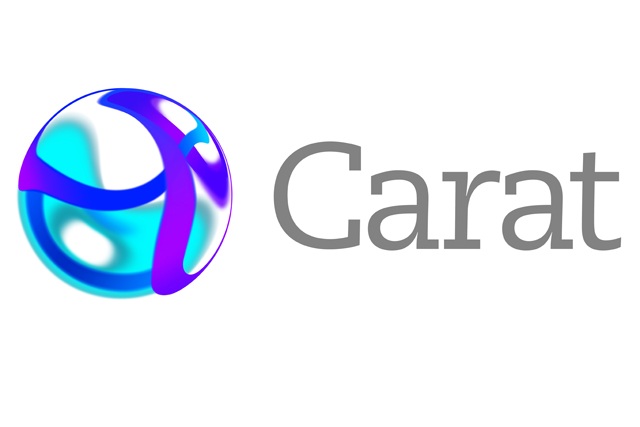 Carat: unveils global network