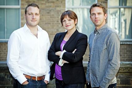 Steve Watford, Sarah Stratford, Geoff Gower