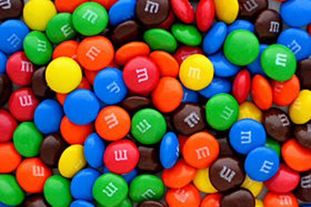 M&Ms: promoting new flagship store with cinema campaign