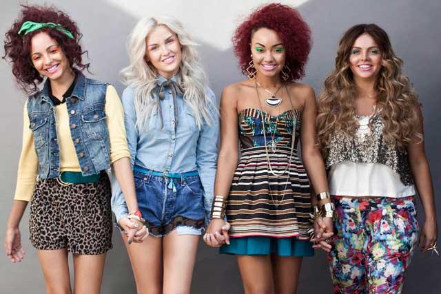 X Factor winners: Little Mix