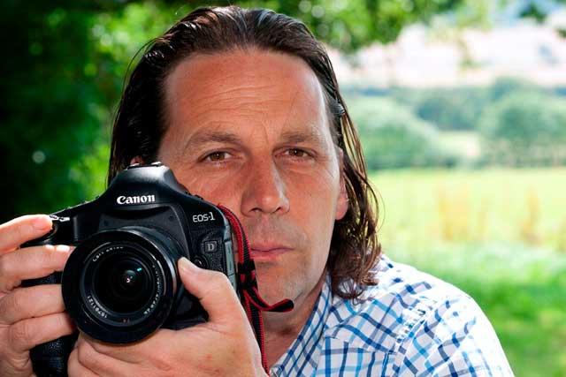Charles Sainsbury-Plaice: photographer for IPC's shooting magazine The Field