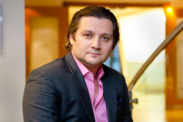 Joe Petyan: executive partner at JWT London