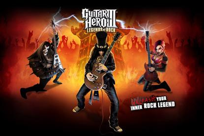 Activision's Guitar Hero