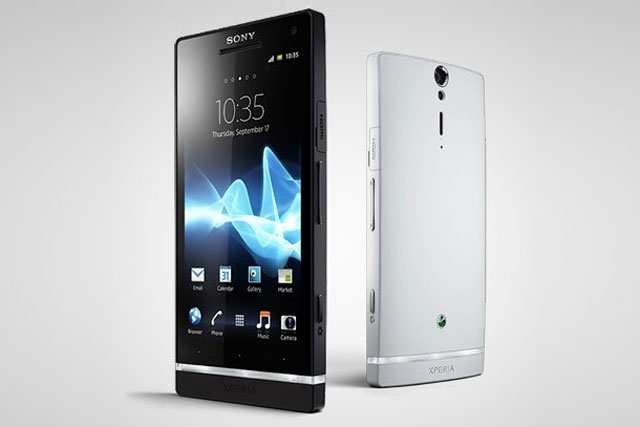 Sony Mobile: highlighting the Experia S phone in latest marketing drive