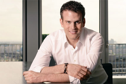 Ashley Tabor, founder and chief executive, Global Group