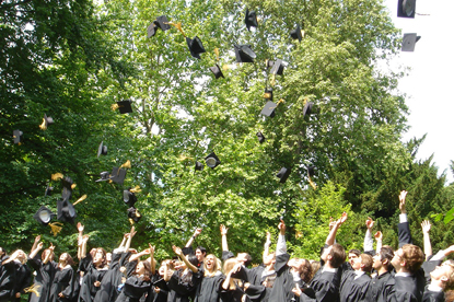 Graduates...employment prospects grim