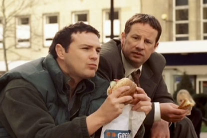 Greggs…new ad approach