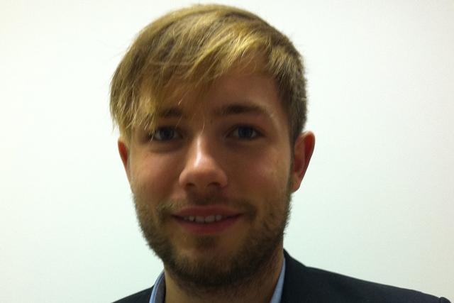 Mads Holmen, planning director, GoViral