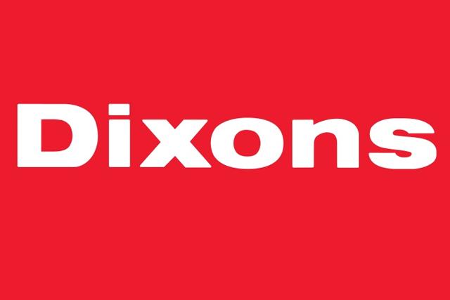 Dixons: surge in 3D TV sales