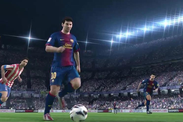 Fifa 14: Havas Media Group oversees media for its maker, EA