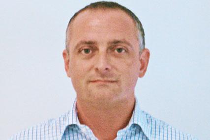 Orion: UK media director Mark Finnegan