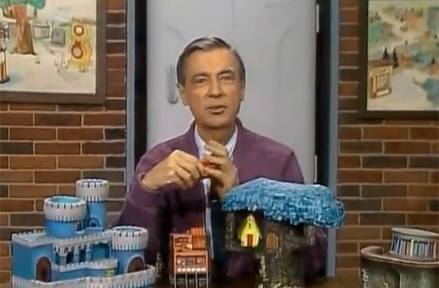 Autotuned: Mr Rogers clocks up 750k+ shares for PBS