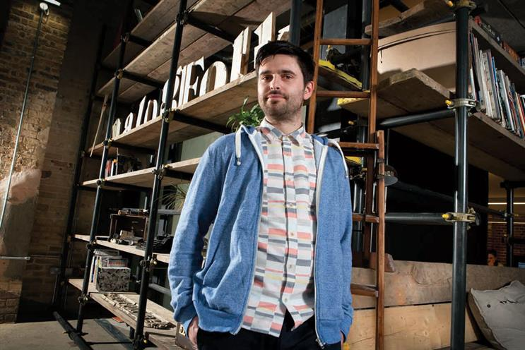 Faces to Watch 2013: Neil Bennett, AnalogFolk