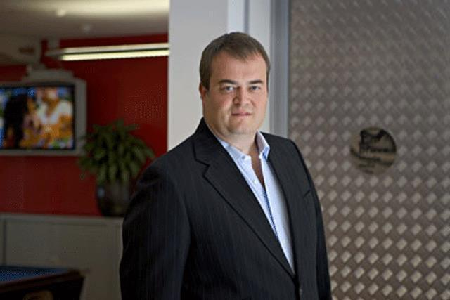 Jonathan Harman: now chief development officer EMEA at Aimia