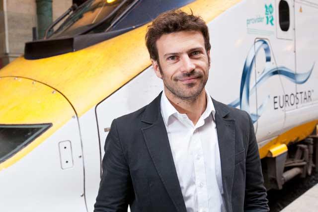 Eurostar: Benbassat to hire social guru