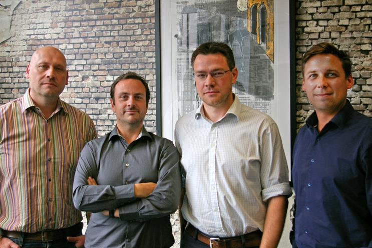 ESI Invent: (l-r) Batchelor, O'Donnell, Jones and Locke