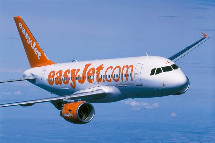 EasyJet reviews strategy for CRM to drive creativity