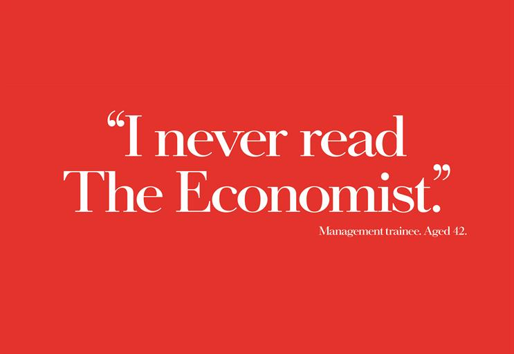 Economist: ad by Abbott and Brown