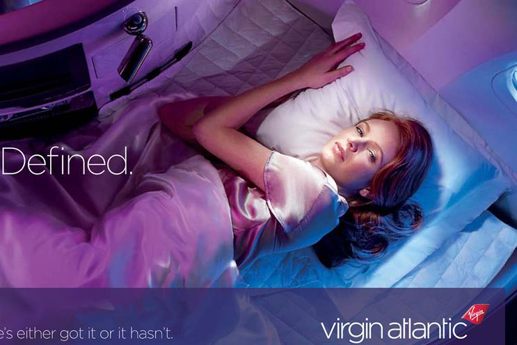 Pitch update: Virgin Atlantic
