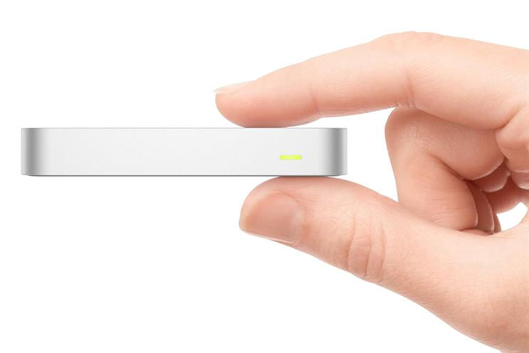 The Leap Motion Contoller: uses motion-sensing technology