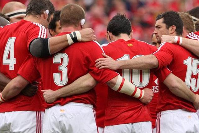 Lions: HSBC to sponsor Sky Sports coverage of Australian tour