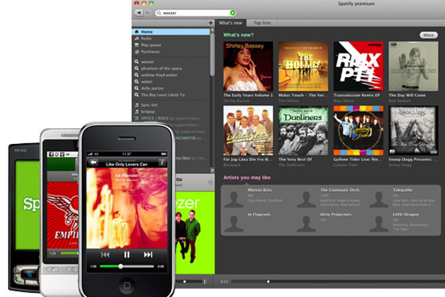 VCCP Share wins Spotify digital brief