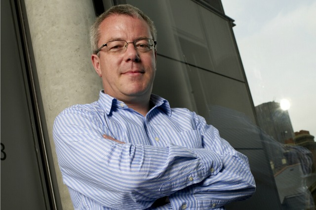 Mike Parker leaves Channel 4 after 20 years